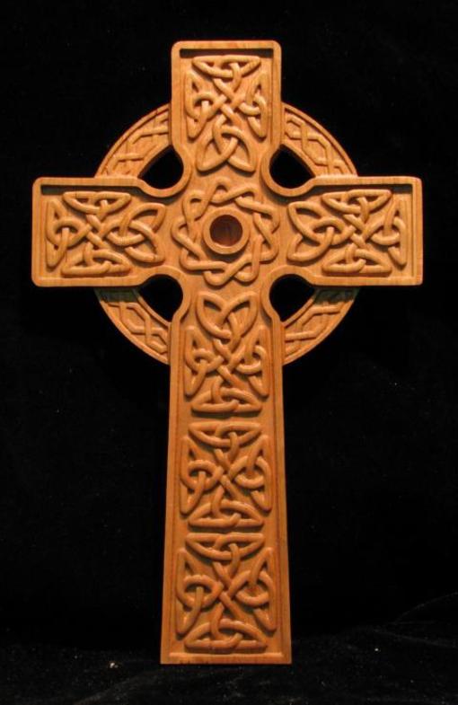кельсткий крест