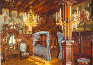 Neuschwansteinbedroom