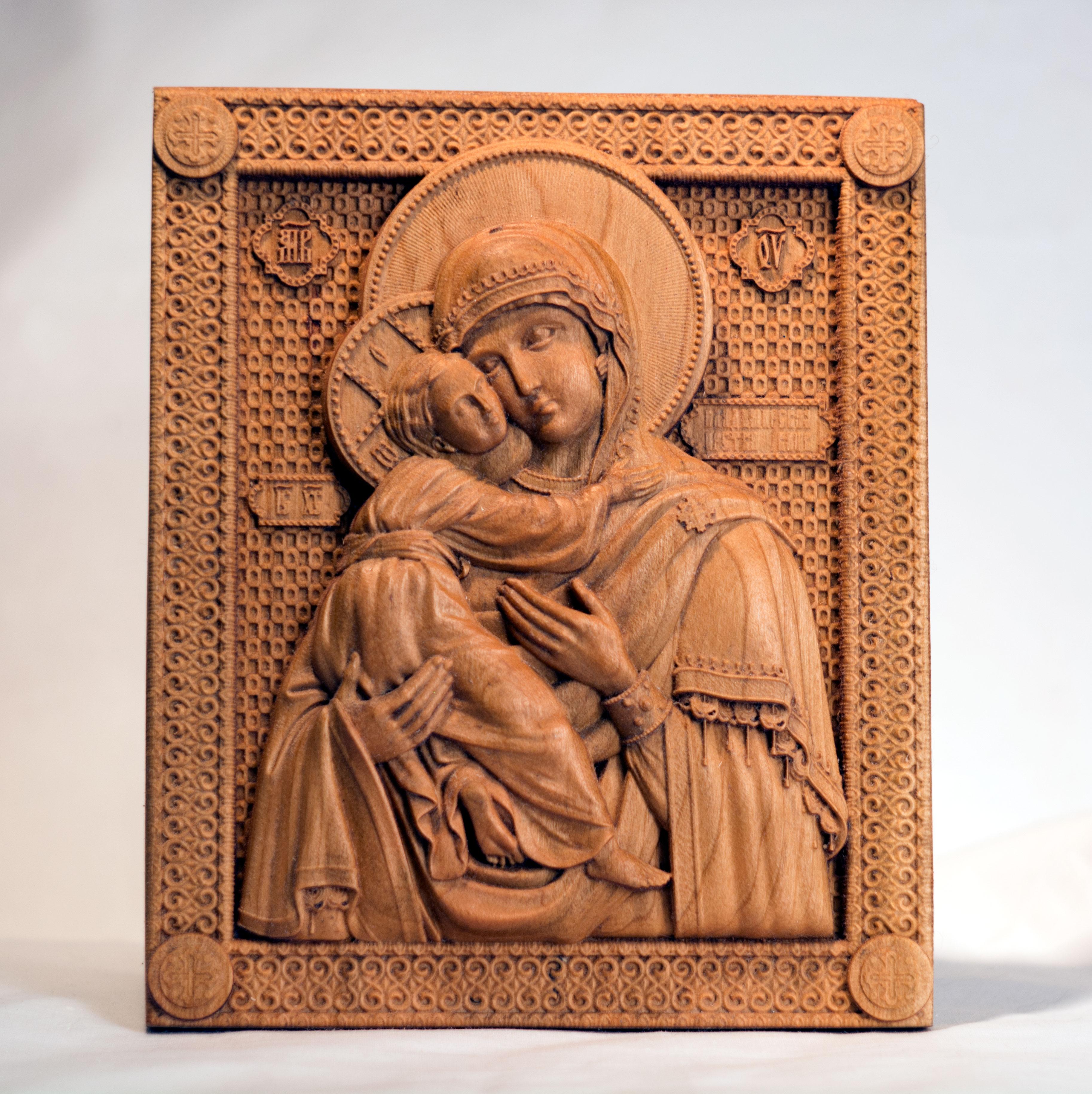 икона владимирской иконы божией матери