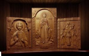 домашний иконостас вера надежда любовь, екатерина