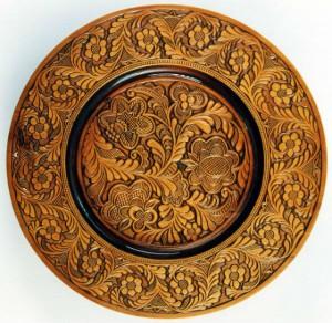 абрамцево-кудринская тарелка