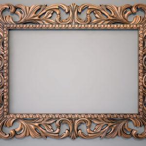 образец рамы для зеркала