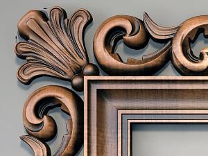деревянная рама