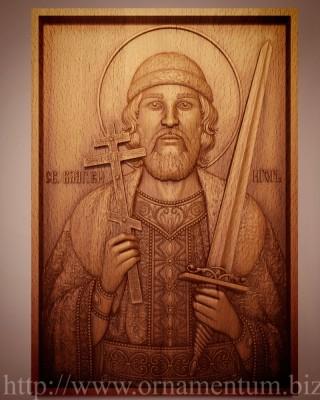 икона святой князь игорь