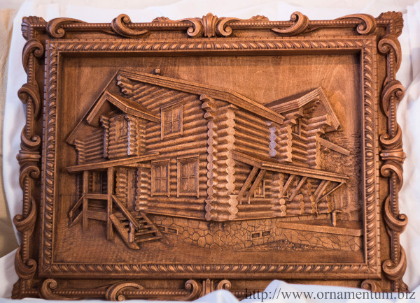 house-wood-relief