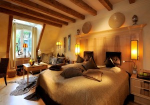 Комната в африканском стиле