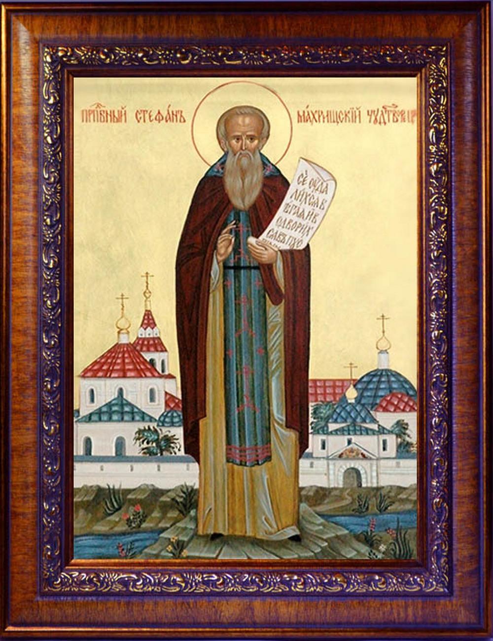 Икона Святого Стефана
