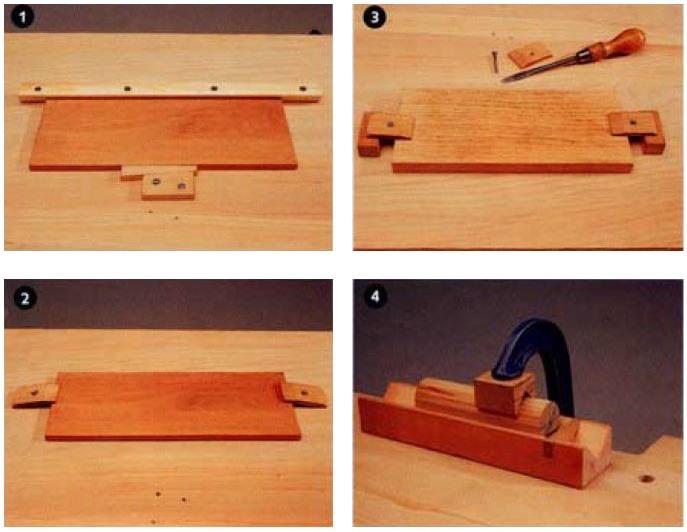 Подготовка инструмента для резьбы