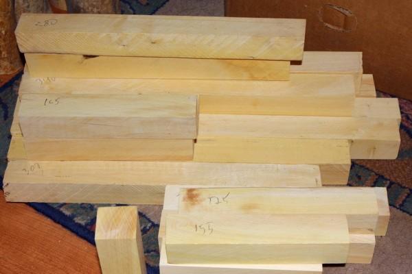 Выбор и покупка древесины