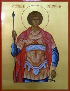 Именная икона Георгий