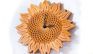 часы для кухни