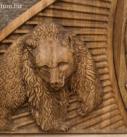 """Панно-оберег """"Медведи хранители"""""""