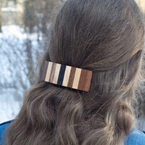 """Заколка для волос """"Древний лес"""""""