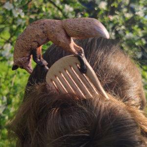 Гребень Мышкующая лиса